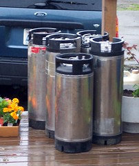 kegging equipment - cornelius kegs