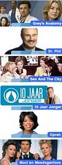 Vijf TV programma's