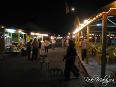 Kampung Senibong - Malay Stalls