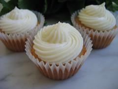 mojito cupcake trio