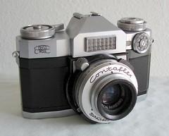 Contaflex (SLR) | Camerapedia | FANDOM powered by Wikia