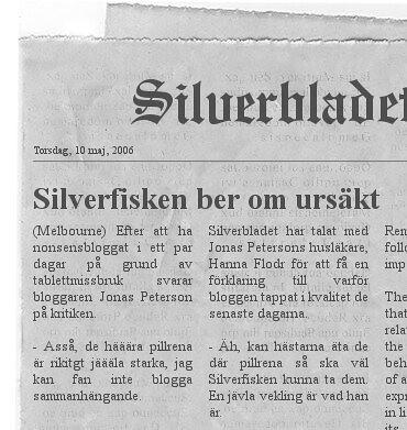 silverbladet