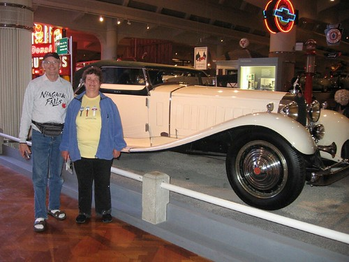 My parents at The Henry Ford