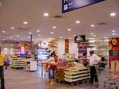IKEA新莊店-瑞典美食區