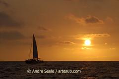 Pôr-do-sol em Kona