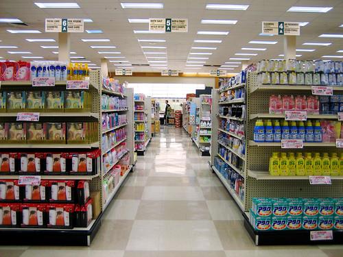 aisle