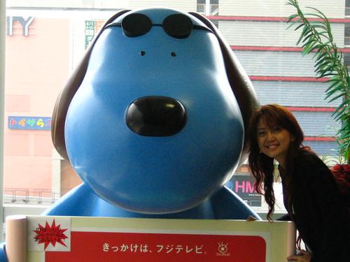 Fuji TV Mascot