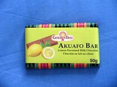 Ghanaian chocolate