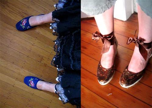 gypsy feet