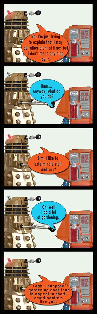 Dalek and Borg 27b