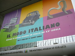 Il Modo Italiano at Montreal Fine Arts Museum
