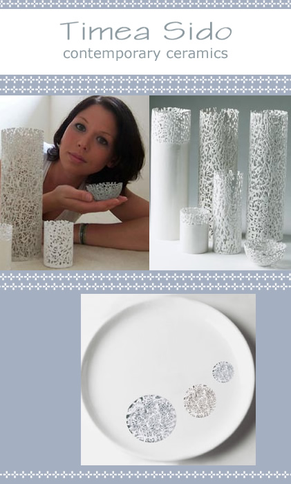 Timea Sido - Contemporary Ceramics