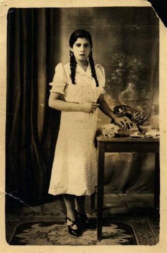 Juana Barrón