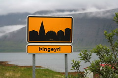 Welcome to Thingeyri