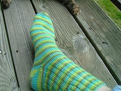 Vesper sock