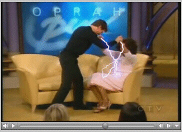 Tom Cruise Kills Oprah