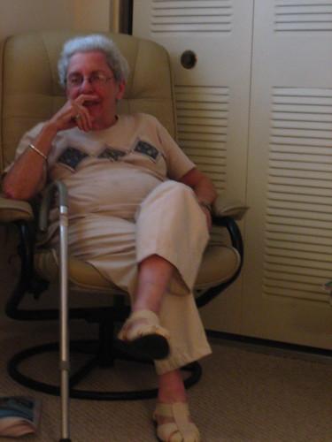 Granny Chillax'n