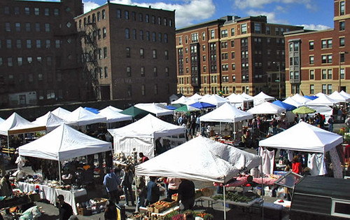 South End Open Market Quick Review: Boston
