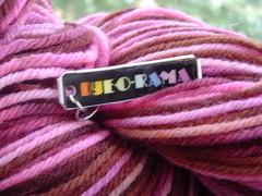 dye-o-rama stitch marker