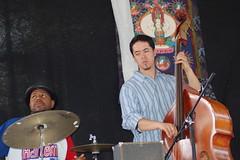 Drummer and David