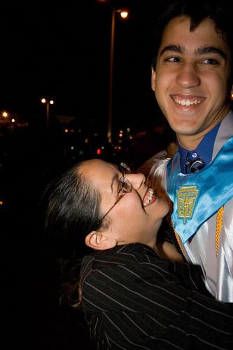 David's Graduation - 0099