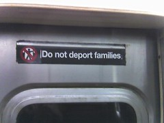 do not deport families
