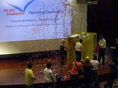 READ! Singapore 2006 official launch