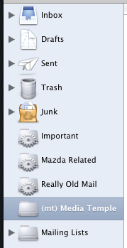New Mail Icons
