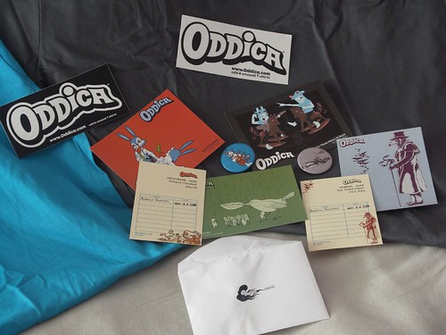 Oddica goodies