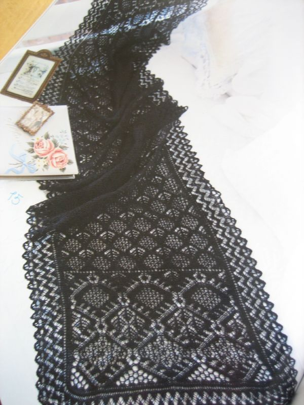 From ISBN 4529039927 (New Style of Heirloom Knitting)