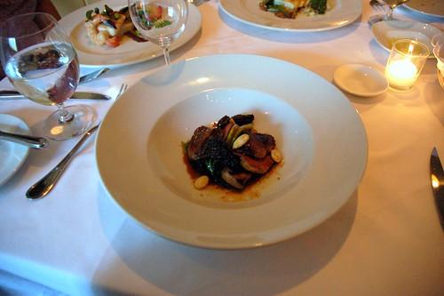 Squab and Foie Gras