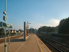Commute - quiet redhill