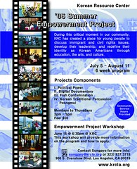 '06 Summer Empowerment Project