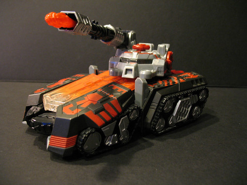 Beast Machines Tankor