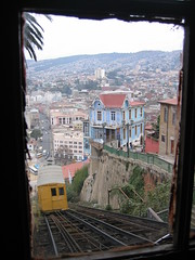 Valparaiso landscape