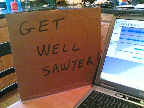 Get Well Sawyer