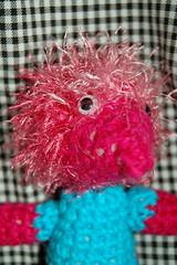 The Crocheted Amigurumi the Dude