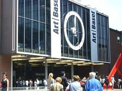 Art Basel, Messe hall