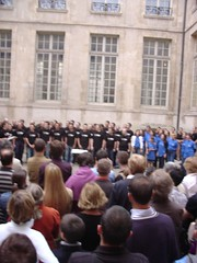 gay choir in paris