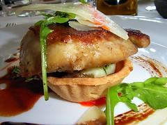 Sauteed Foie Gras / Onion Tajine