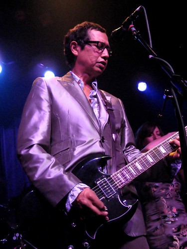 Alejandro Escovedo- June 22 at Irving Plaza in NY