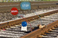 Stop; Derail