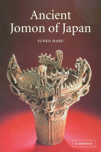 Ancient Jomon of Japan by Junko Habu - cover