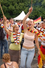 germany fans
