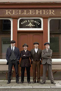 Protagonistas del film