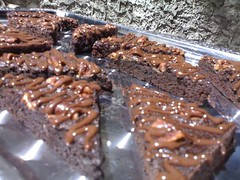 crater brownies
