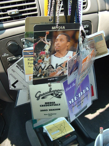 Press Pass Collection