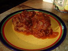Mom's Cabbage Rolls