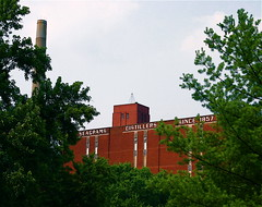Seagrams plant ~ Lawrenceburg Indiana