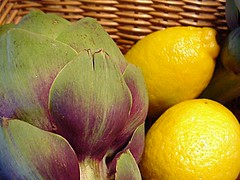 Artichoke and Lemons